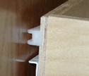 roll out sliding shelf door protector prevents damage to your kitchen cabinet door when opening pull out rolling shelves